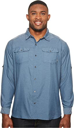 Columbia - Big & Tall Pilsner Peak II Long Sleeve Shirt