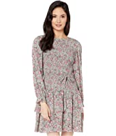 Long Sleeve Camila Floral Dress