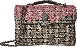 Kensington Tweed Shoulder Bag