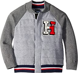 H Sweater (Little Kids/Big Kids)