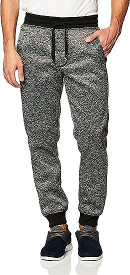 2. Southpole Men's Basic Fleece Jogger Pant