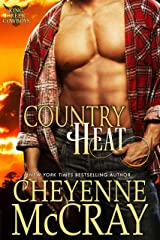 Country Heat (King Creek Cowboys Book 1) Kindle Edition