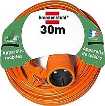 Brennenstuhl Verlengkabel H05VV-F 2 x 1,5 oranje, 1162301