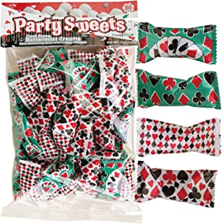 Party Sweets Card Game Buttermints