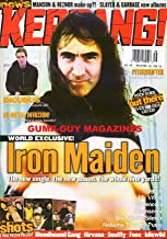 Kerrang! Issue 798 (Iron Maiden cover)