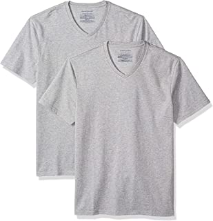 Men's Standard 2-Pack Slim-fit V-Neck T-Shirt
