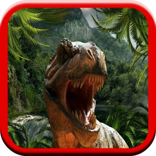 Dinosaurier-Welt - Dino-Spiele für Kinder, Jungen und Mädchen; Sounds, Puzzle & Matching-Spiel