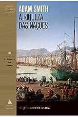 A riqueza das nações (Coleção Clássicos de Ouro) eBook Kindle