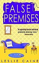 False Premises (A Domestic Bliss Mystery series Book 2)