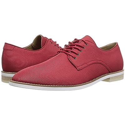 Calvin Klein Atlee (Brick Red Ballistic Nylon) Men