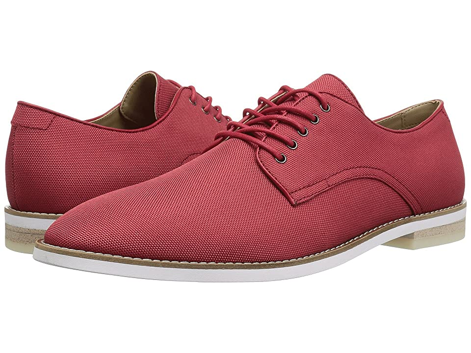 Calvin Klein Atlee (Brick Red Ballistic Nylon) Men