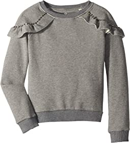 Gwen Crew Neck Sweatshirt (Big Kids)