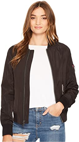 Flight Bomber Jacket