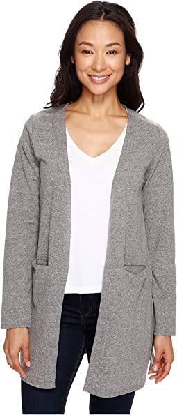 Long Sleeve Slublime Cardigan