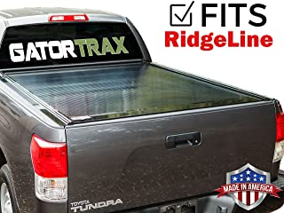 Gatortrax Retractable (Fits) 2006-2015 Honda Ridgeline Only Gloss Truck Bed Tonneau Cover (G10501) Made in The USA