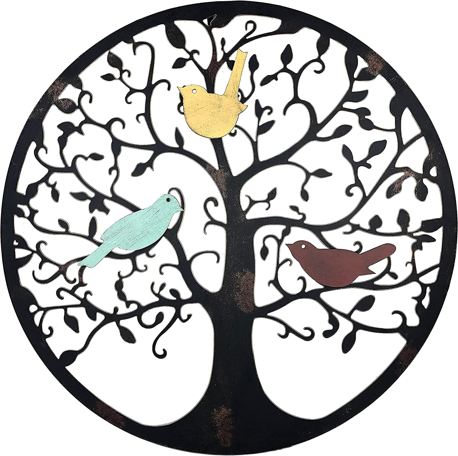 Metal Wall Art Tree of Outdoor 23inch Decor Life Large shop Sales SALE items from new works