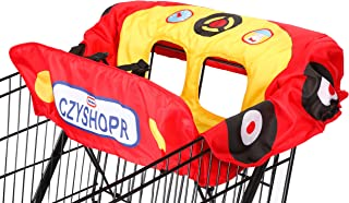 Little Tikes Cozy Coupe Shopping Cart Cover, Red/Yellow/Blue (Discontinued by Manufacturer)