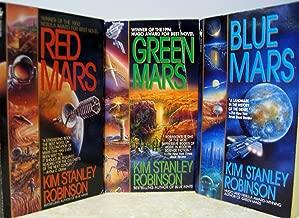 Mars Trilogy [Boxed Set] Red Mars, Green mars, & Blue Mars (1995)