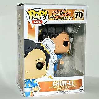 SDCC 2016 Exclusive Street Fighter Chun-Li POP! Vinyl Figure