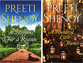 It Happens for a Reason + A Hundred Little Flames (Set of 2 books)