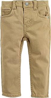 Baby Boys Skinny Fit Pants