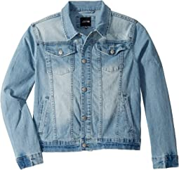 Washed Denim Jacket (Big Kids)