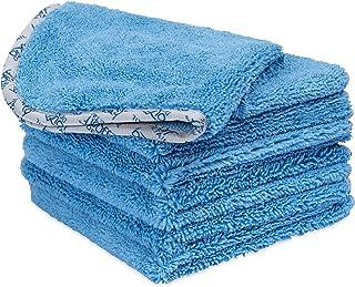 Buff Detail Microfiber Auto Detailing Towels (16