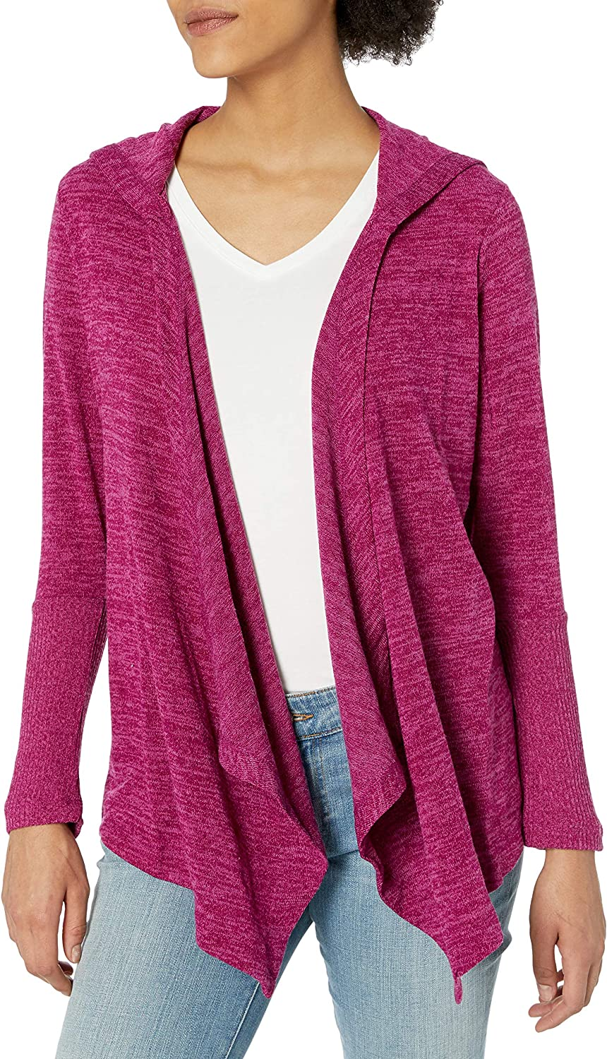 Ahh Wholesale By Rhonda 2021new shipping free shipping Shear Wrap Sweater Hooded Women's