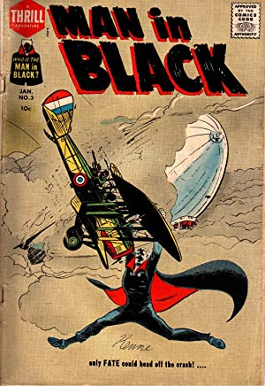 Man in Black #3 (English Edition)