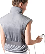 Best full back and shoulder heating pad Reviews