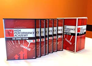 Brendon Burchard High Performance Academy 14 DVD Set The charge Edition
