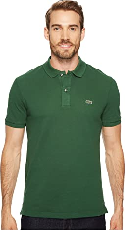 Lacoste Short Sleeve Slim Fit Pique Polo