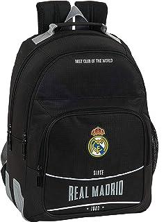 Mochila Safta 612024773 Escolar de Real Madrid, 320x150x420 mm