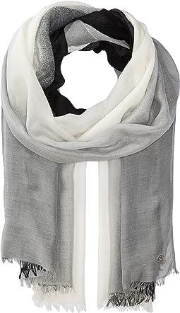 Calvin Klein - Ombre Sarong Cover-Up