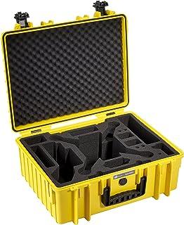 B&W Outdoor.cases type 6000 met DJI Phantom 2 Vision+ Inlay - Het origineel