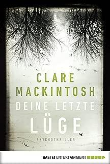 Deine letzte Lüge: Psychothriller (German Edition)