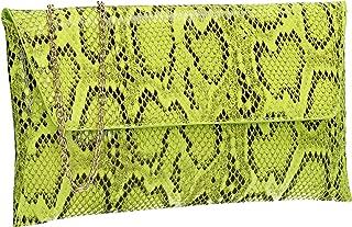 Best snakeskin print clutch bag Reviews