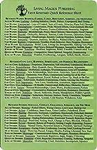 Tarot Reversals Quick Reference Sheet - Living Magick (Living Magick)
