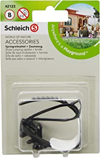 Schleich 42123 Show jumping saddle + bridle