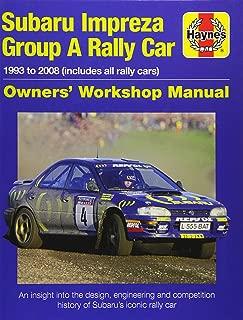 Subaru Impreza WRC Rally Car (Owners' Workshop Manual)