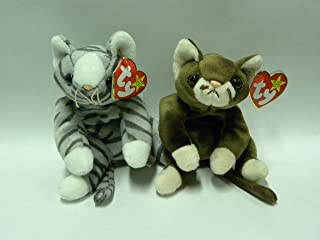 BEANIE BABIES Pounce and Prance
