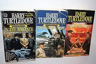 Harry Turtledove's Worldwar Series books 1, 3 & 4 [[1. In the Balance (1994) 3. Upsetting the Balance (1996) 4. Striking the Balance (1996)]]