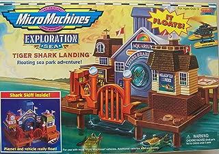Micro Machines Exploration Sea Tiger Shark Landing by Galoob