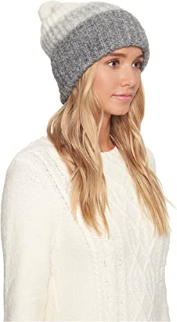 UGG - Three Color Lofty Pom Hat