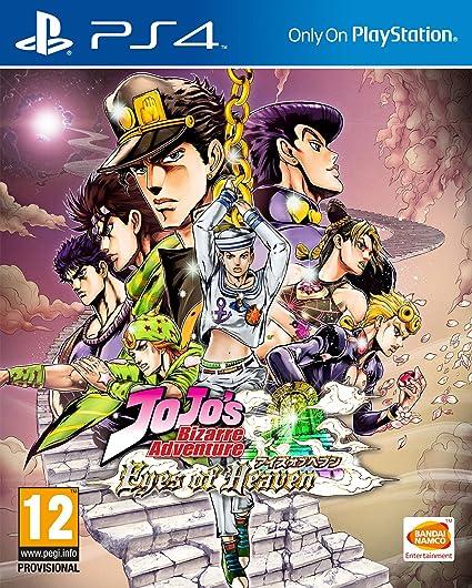 Jojo's Bizarre Adventure: Eyes Of Heaven [Edición: English]