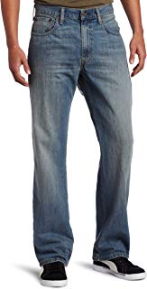 Levi's Men's 569 Loose Straight Fit-Jeans