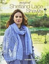 shetland shawl pattern