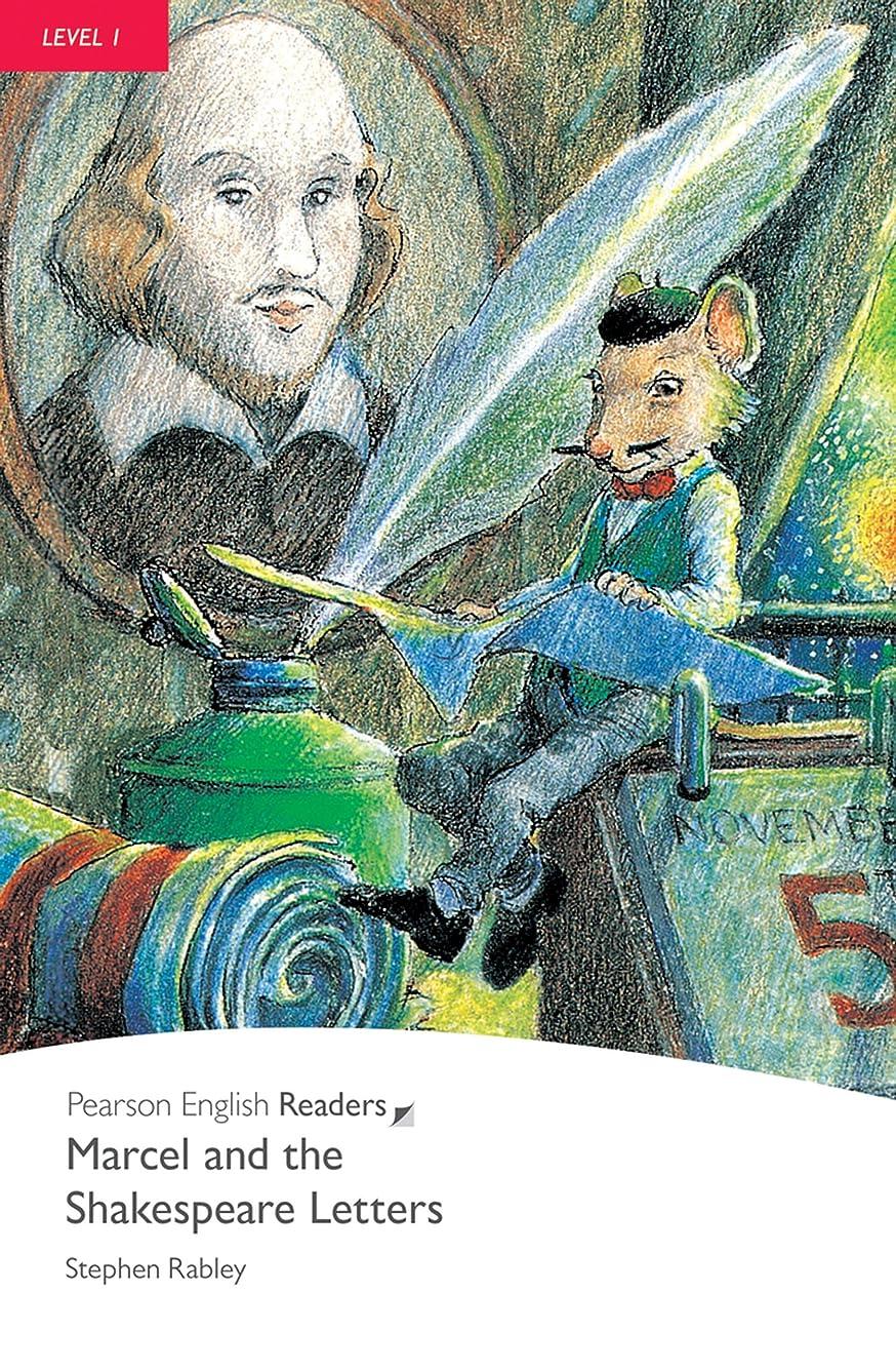 パキスタン人振幅貫通するLevel 1: Marcel and the Shakespeare Letters (Pearson English Graded Readers) (English Edition)