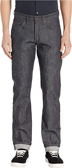 Weird Guy Green Core Selvedge Jeans