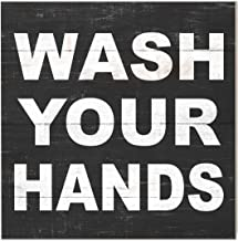 Kindred Hearts 10x10 Wash Your Hands, Multicolor